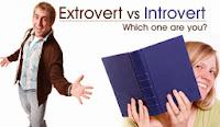 Introvert dan Ekstrovert