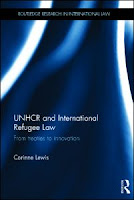 UNHCR and International Refugee Law: From Treaties to Innovation