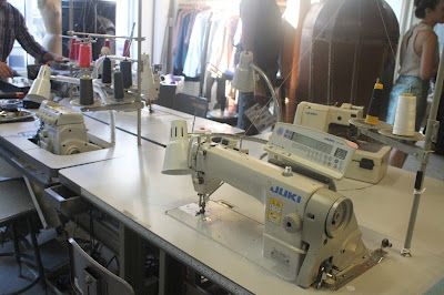 The Factory Design Studio Sewing Machines