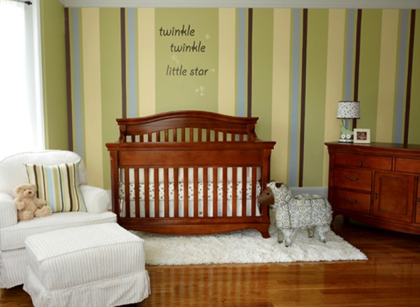 Nursery Room Ideas July 2012