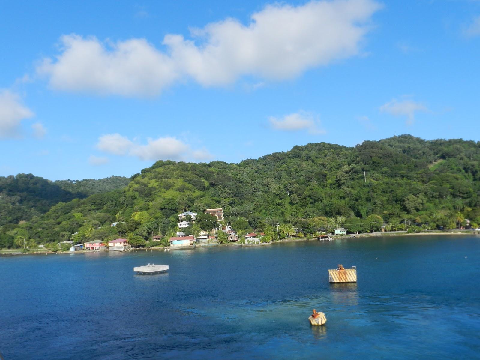 Mangocho Honduras Roatan Islas De La Bahia