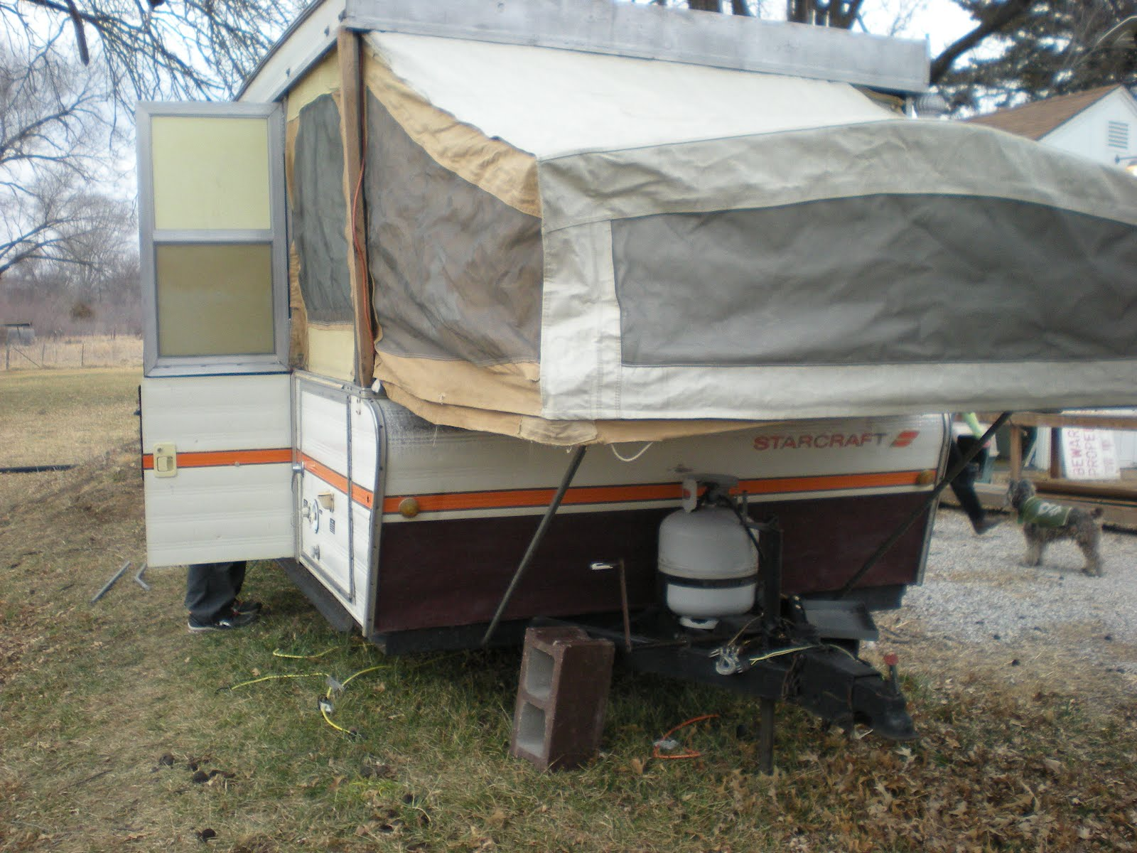 Rational Living: The Camper Project