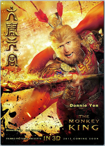 The Monkey King , 2014 , Movie , HD , Mega , Action, Adventure, Family
