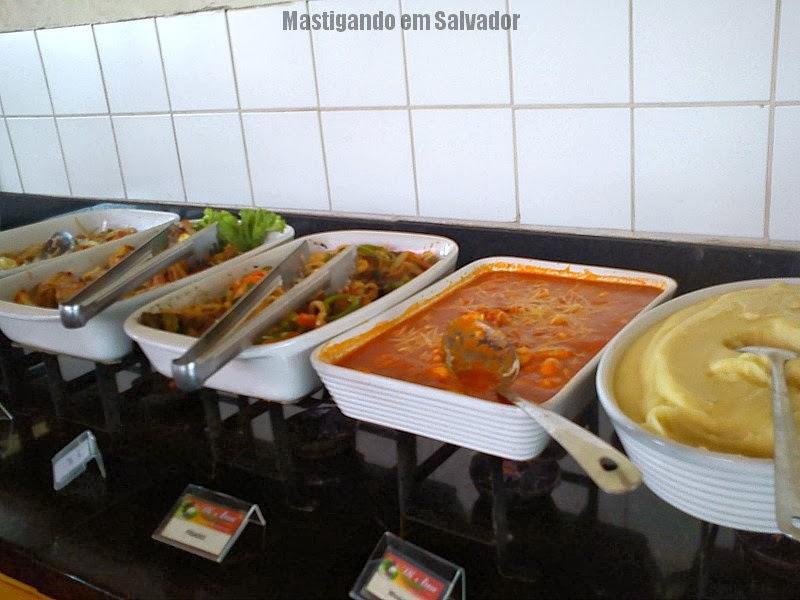 Di Ana Restaurante: Buffet de Pratos Quentes