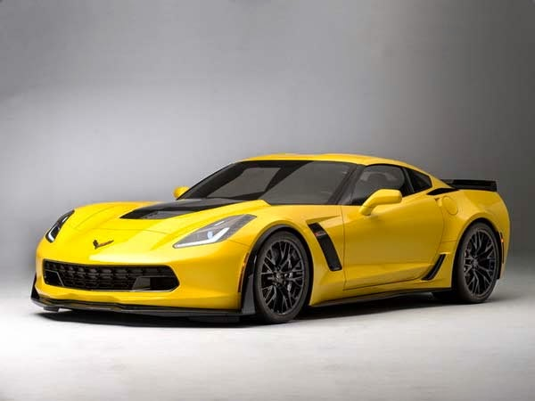 New 2015 Chevrolet Corvette Z06 Concept