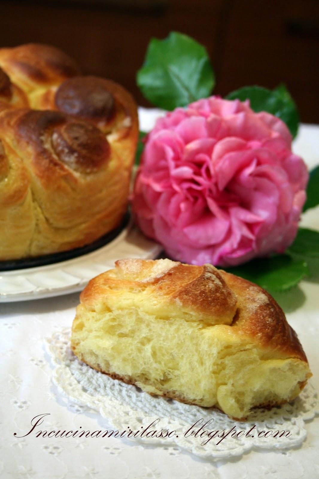 In cucina mi rilasso sbocciano le rose in giardino e in - Cucina in giardino ...