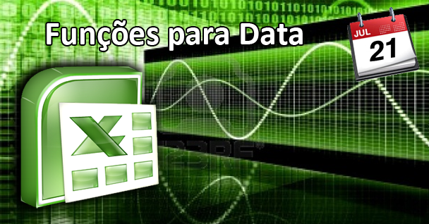 Funções para Data - Excel