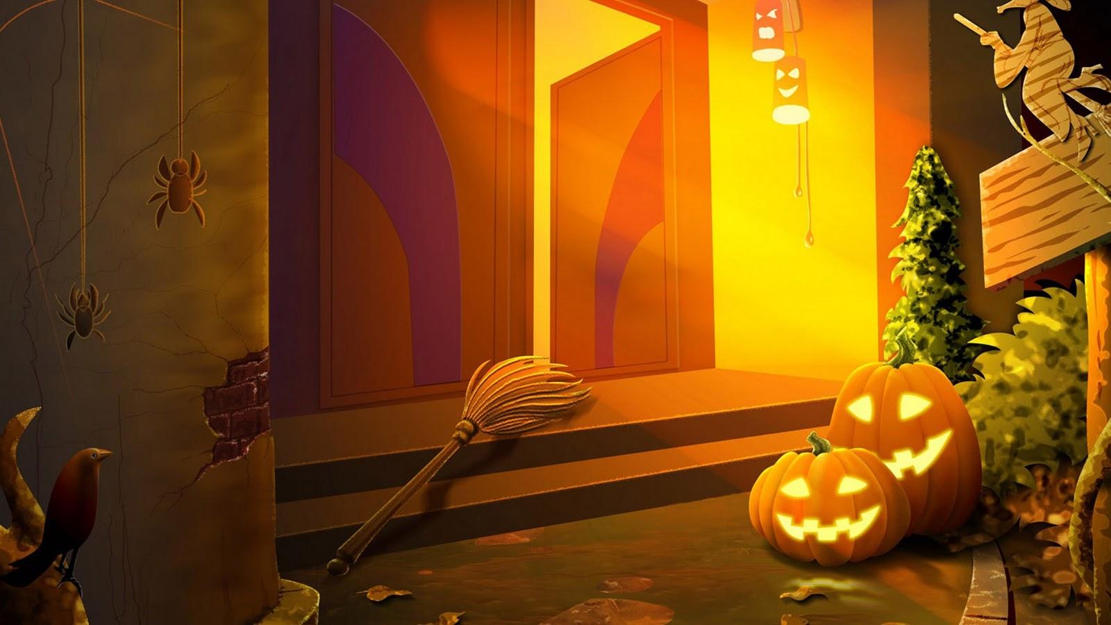 Best Desktop HD Wallpaper - Halloween Wallpapers