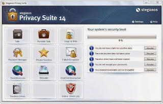 Steganos Privacy Suite 14 Free Serial Key