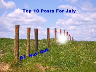 Top 10 Posts July