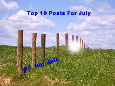 Top 10 Posts July