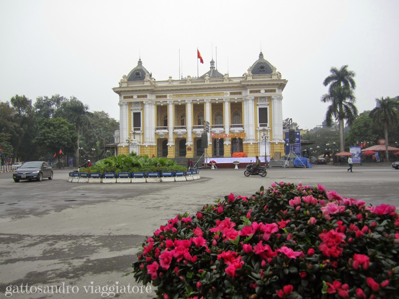 Hanoi Teatro de l'Opera