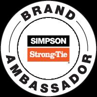 Simpson Strong-Tie Brand Ambassador
