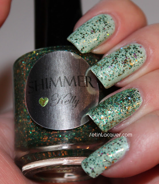 Shimmer Polish - Kelly