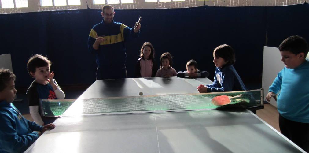 Avil s tenis de mesa resultados del primer open asturias - Aviles tenis de mesa ...