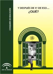 Cuaderno de Orientación para alumnos de 4º de ESO