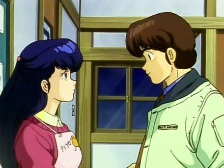 Anime asteroid recensione maison ikkoku cara dolce kyoko for Anime maison ikkoku