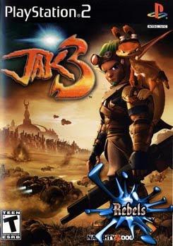 PS2 - Jak 3