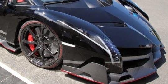 The mysterious allure of matte black Lamborghini Roadster ...
