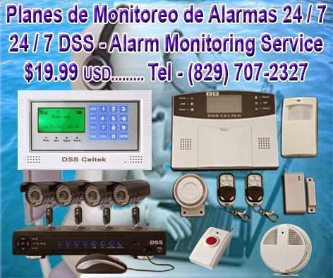 ALARM MONITORING SERVICE