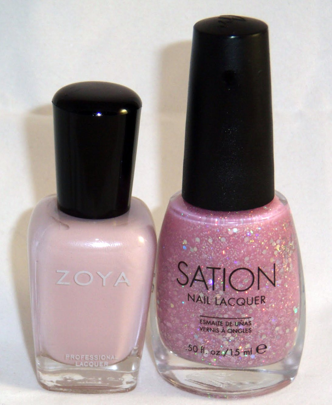 "Sation Nail Polish: Obsessive Cosmetic Hoarders Unite!: Sation ""Glints And"