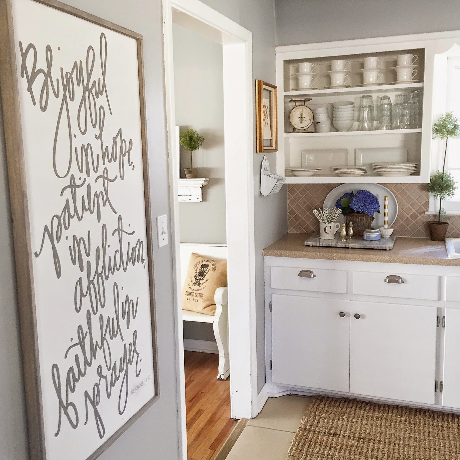 Silver Fox Paint Kitchen: 12th And White: How To Choose Gray Paint Colors