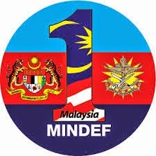 Jawatan Kerja Kosong Kementerian Pertahanan Malaysia logo www.ohjob.info ogos september 2014