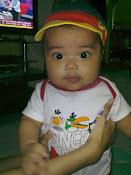 ::Haikal @ 4 months::