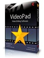 VideoPad Free Video Edtiting Software Latest Version 3.04 Free Download
