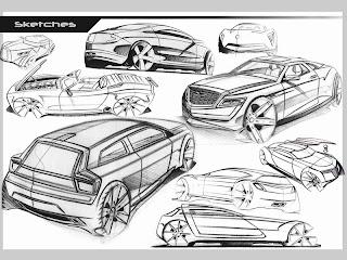 Desenhos Preto e Branco i carros  Colorir
