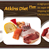 Menu Diet Atkins Fasa 1