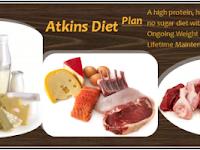 Menu Diet Atkins Fasa 1