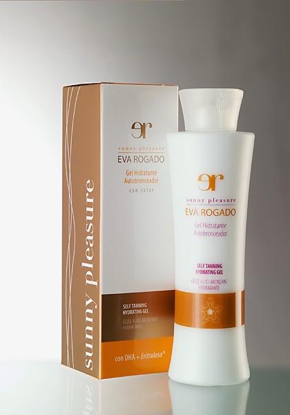 Gel Hidratante Autobronceador Eva Rogado 200 ml