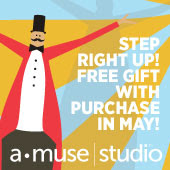 Free Gift with Purchase May 2013