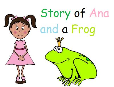 contoh narrative pendek tentang ana dan katak