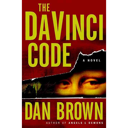 Book Bucket Challenge - The Da Vinci Code