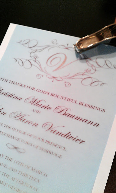 How To Make Your Own Wedding Invitations For Under $50   BridalTweet Wedding  Forum U0026 Vendor Directory