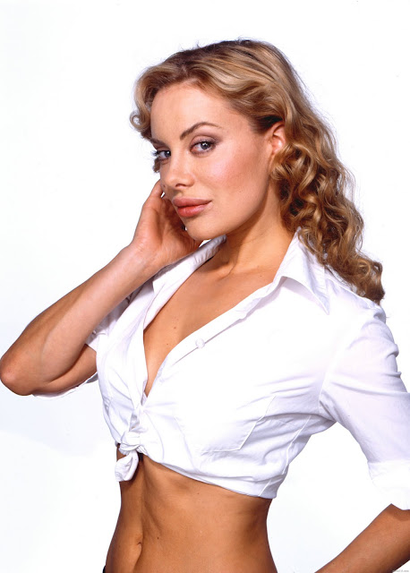 Germany Film and Television Actress Xenia Seeberg