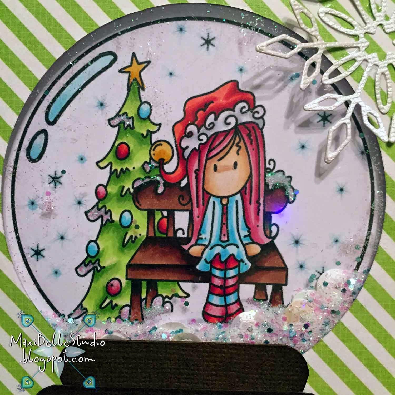 Bugaboo Stamps Ava Snowglobe