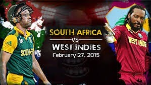 West Indies vs South Africa Cricket Live