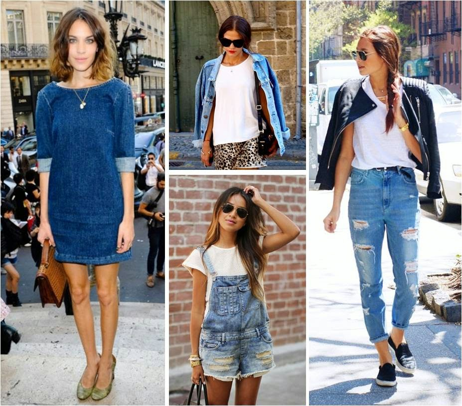 Fashion 2015: rough and clean denims