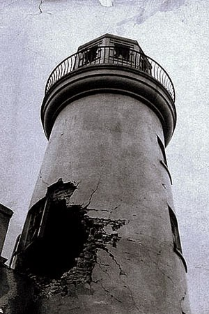 Scarborough Lighthouse 1914