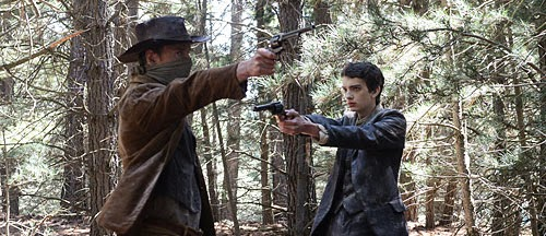 Slow West movie trailer and poster