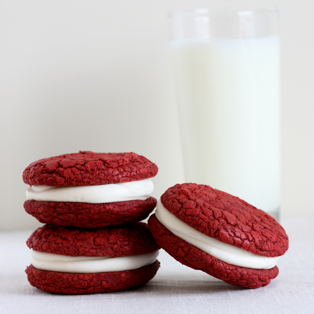 cookies easy cake mix cookies gf dawn s easy red velvet sandwich