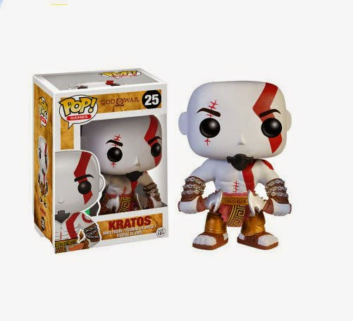 Funko Pop! Kratos