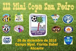 III Mini Copa San Pedro