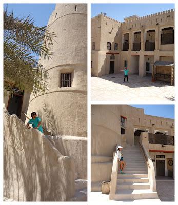 Spooky Place at Ajman Museum