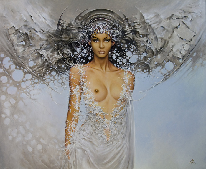 Karol Bak 1961 | Polish Figurative painter