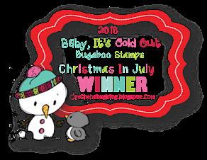 July 2018 : Christmas challenge