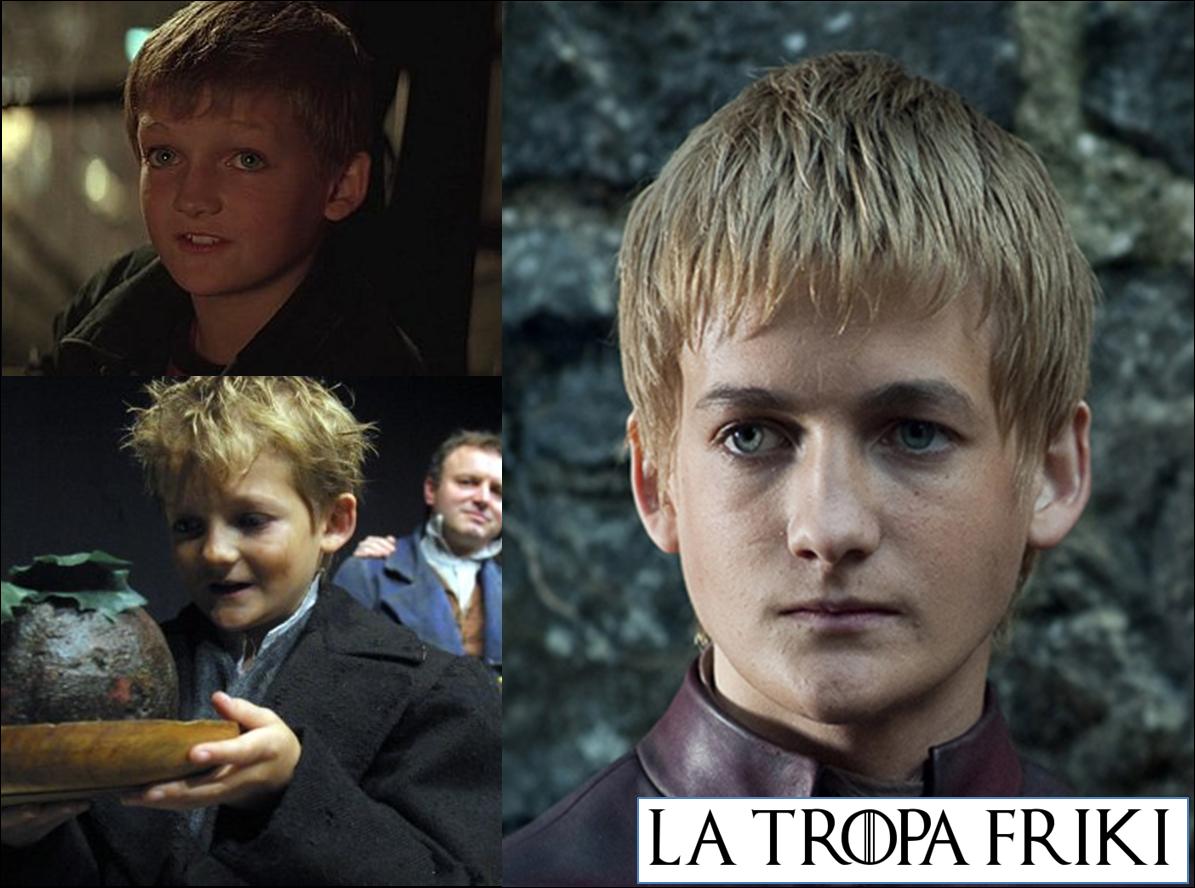 Jack Gleeson Joffrey Baratheon Ayer y Hoy Tropa Friki
